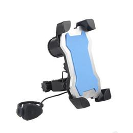 Bisiklet Bisiklet Telefon Tutucu Gidon Bisiklet Telefon Tutucu için 4.5-6.5 inç Akıllı Cep Cellphone Için Klip Braketi Standı