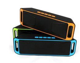 $enCountryForm.capitalKeyWord Australia - Mini Portable Car Speaker Wireless Bluetooth speaker Outdoor portable Double horn Subwoofer audio support TF cars  FM radio USB