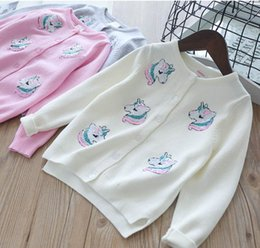 0ebbaf5a7 Girls White Cardigan Kids Online Shopping