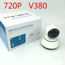 V380 HD 720 P CCTV Kamera WiFi Wireless Smart Sicherheit IP Kameras Micro SD Netzwerk Drehbare Defender Home Telecam HD Home Monitor