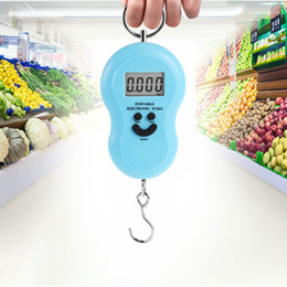Chinese  Gourd Shaped Portable Electronic Hook Scale for Weighing manufacturers