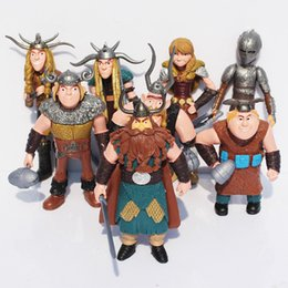 $enCountryForm.capitalKeyWord NZ - Comic Movies Periphery Garage Kit Model Doll How To Train Your Dragon Anime Lover Collection Action Figure Toy 25 5xx WW