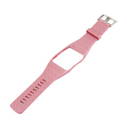 Discount samsung smart watch for women - Fashion Leather Band Strap Woman Man Wristband For Samsung Gear S R750 Smart Watch Bracelet With Metal Clasps