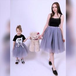 $enCountryForm.capitalKeyWord Australia - 5 Layer 65cm Knee Length Tulle Skirt Elegant Pleated Tutu Skirts Womens Vintage Lolita Petticoat faldas mujer Saia Jupe