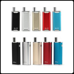 2017 electronics Yocan Hive Kit & Yocan Hive 2.0 2 Kind of Atomizer For Wax & Oil electronic cigarettes vape pen vaporizer Yocan Box Mods