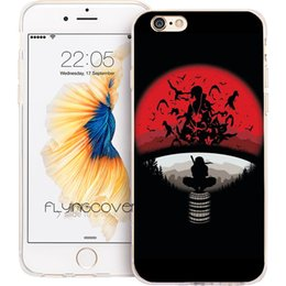 73023337577 Naruto Shippuden Itachi Phone Cases for iPhone 10 X 7 8 Plus 5S 5 SE 6 6S  Plus 5C 4S 4 iPod Touch 6 5 Clear Soft TPU Silicone Cover.