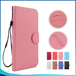 Flip Inside Wallet Australia - Leather Wallet Flip Phone Case For LG Aristo 2 Metropcs LG Q6 prime For ZTE Avid 4 MetroPCS inside With Credit Card Slots