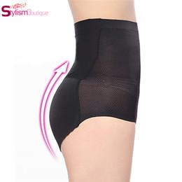 87b5c3f2e5 Women Corsets Butt Lifter Hip Pad Slimmer Padded Buttock Enhancer Bum Lift  Knickers Body Shaper Control Panties Shapewear