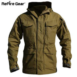 $enCountryForm.capitalKeyWord Canada - M65 UK US Army Clothes Casual Tactical Windbreaker Men Winter Autumn Waterproof Flight Pilot Coat Hoodie Military Field Jacket