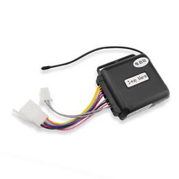 Alarm Engine UK - Universal two way motorcycle lock securit alarm 125dB sound Full Function Remote Control engines start anti cut off
