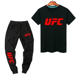 $enCountryForm.capitalKeyWord Australia - 2018 fashion new cotton suit fighting martial arts short sleeve boxing training half sleeve men and women