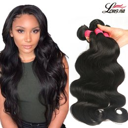 $enCountryForm.capitalKeyWord NZ - Cheap Brazilian Body Wave Hair 100% Unprocessed Brazilian Virgin Human Hair Weave 3 4 Bundles Brazilian Body Wave Hair Extensions