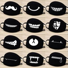 12 Estilo Face Máscara de Boca Camuflagem Boca-mufla Unisex Algodão Anti-Poeira Boca Máscara Facial Respirador Respirator Máscara EEA186 em Promoção