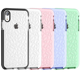 $enCountryForm.capitalKeyWord Australia - ultra-thin and lightweight Clear Soft TPU Drop Protection Cases with Dazzling Colours for Iphone 6 7 8 8plus x XS XR XS Max