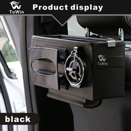 Cellphone Keys Australia - Car Seat Behind Box - Pocket Behind Seat, Universal Car Pocket Organizer Holder &Cellphones,Keys,Cards,Wallets.