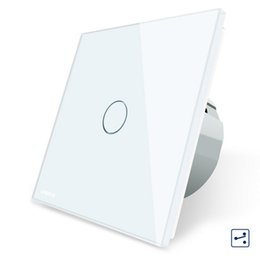 $enCountryForm.capitalKeyWord UK - EU Standard Wall Switch 2 Way Control Touch Screen Switch, Crystal Glass Panel, 220-250V,VL-C701S-1 2 3 5