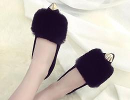 $enCountryForm.capitalKeyWord Canada - Free send 2018 Korean autumn new style flat bottomed pointed end women's single shoes hyoma