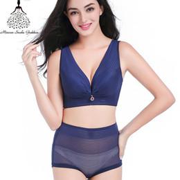 ee496e56ec Sexy Lace Lingerie Bra Set Plus Size Back Closure Lace Lingerie Set Push Up  Bralette Women Underwear Set C D E Cup