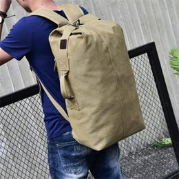 $enCountryForm.capitalKeyWord Canada - Large Capacity Rucksack Man Travel Bag Mountaineering Backpack Male Luggage Boys Canvas Bucket Shoulder Bags Men Backpacks P911