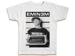 c59e8fad1 Eminem Mugshot T-Shirt - Cool Funny Slim Shady Marshall Mathers Gift Present