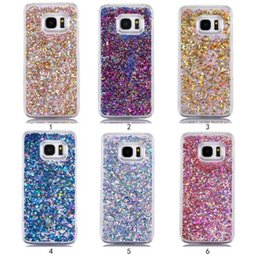 Half-wrapped Case Fast Deliver Dynamic Liquid Quicksand Case For Samsung Galaxy A3 A5 2016 2017 A7 A8 Plus 2018 Grand Prime Core Prime Xcover 4 Bling Tpu Cover Moderate Price