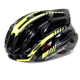weight bike 2018 - Scohiro works Mountain Road Bicycle Helmet Cascos Ciclismo casque velo route Bike Helmet Light weight Cycling 2018 54-58