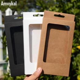 $enCountryForm.capitalKeyWord Australia - Amvykal For iPhone X 6 6s 7 8 9 Plus Samsung Cover Universal Phone Case Retail Packaging Cardboard PVC Blister Retail Box