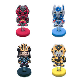 transformer cars toys NZ - Free Shipping Standing Doll Party Transformer Favor Decoration Toy for Table&Car And Retail For Kid Best Gifts