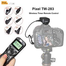 $enCountryForm.capitalKeyWord Australia - wholesale TW-283 Shutter Release Wireless Timer Remote Control For Canon Remote Sony Samsung Nikon d3400 d7200 d7000 d5300 Camera