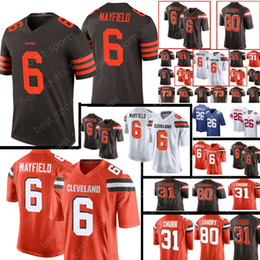 baker mayfield jersey for sale