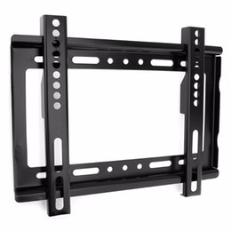 $enCountryForm.capitalKeyWord Australia - Hot sales! Universal TV Wall Mount Bracket for Most 14 ~ 32 Inch HDTV Flat Panel TV