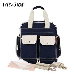 $enCountryForm.capitalKeyWord Canada - Insular Baby Bag for Mom Waterproof Backpack Diaper Bag for Wheelchairs Stroller Large Capacity Mochila Maternidade