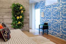 $enCountryForm.capitalKeyWord Australia - Felt 7 Pockets Outdoor Indoor Vertical Garden Planting Bag Hanging Wall Balcony Garden Seed Grown Flower Pot Diy Decor Supplies