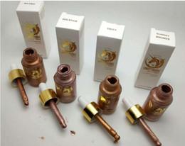 Blocks For Girls Australia - .Unistrobe illuminator Drops Liquid face highlighter make up cosmetics for girls teens foundation cream 4 colors 20ml