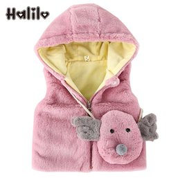 8b6496a8f Baby Girls Faux Fur Vests NZ | Buy New Baby Girls Faux Fur Vests ...