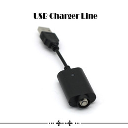Ego T Chargers Australia - EGO USB Charger Electronic Cigarettes Charger USB Line EGO T 510 Mod Evod Vision Mini E Cig Cigarette Mods Battery USB Cable