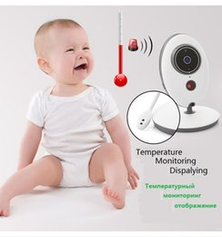 battery monitoring Australia - Top Hot Selling Video baby monitor Support 2 Way Talk And Nigh Vision Function LCD Display mini baby monitor