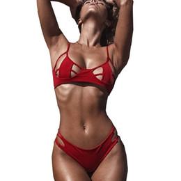 2f68157163554 2018 Micro Bikini Swimwear Women Swimsuit Low Waist Biquini Nylon Biquinis  Sexy Bikinis String High Cut Mini Swim Suit