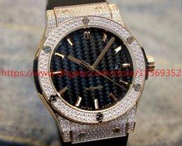 Опт Индивидуальная точность импортные автоматические машины большие часы пластины Алмазный календарь Сапфир зеркало обратно полупрозрачный пояс мужские часы