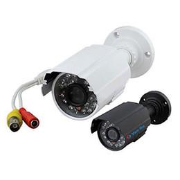 Fkh 1000TVL 3,6 мм металлический алюминий D/N CCTV камеры ИК 24 LED безопасности водонепроницаемый проводной