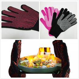 Летом открытый барбекю термостойкие прихватки силиконовые перчатки выпечки Барбекю гриль приготовления анти Пермь перчатки барбекю аксессуары настроить