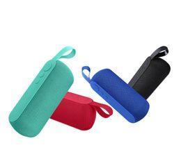 China Radio Stereo NZ - New Q106 Mini Wireless Bluetooth Speaker Portable Wireless Speaker Sound 3D Stereo Music Surround Support Bluetooth TF AUX USB