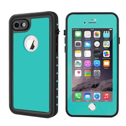 $enCountryForm.capitalKeyWord NZ - Original IP68 Waterproof Case For iPhone 8 Shock Dirt Snow Proof Protection With Touch ID For iPhone 7 Case Cover Skin