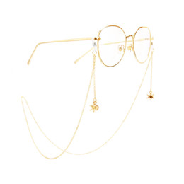 192d8816249 Crown Rhinestones Eyeglasses Chain Alloy Glasses Chain Sunglasses  Accessories Sale