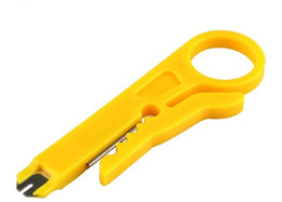 $enCountryForm.capitalKeyWord Australia - Mini Portable Wire Stripper Knife Crimper Pliers Crimping Tool Cable Stripping Wire Cutter Cut Line Pocket Multitools electrician tools 01