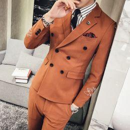 c9bd88fc7df spring business casual men 2019 - 2018 Spring New Men s Suit Business Casual  Temperament British Style