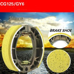 $enCountryForm.capitalKeyWord Australia - Electric Car Front and Rear Drum Brake Pads, Motorcycle Parts CG125 Brake Shoe, Wear Short Braking Distance