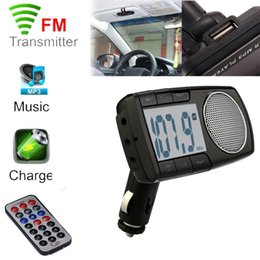Hour Car Canada - HIPERDEALE Bluetooth Car Kit MP3 Player FM Transmitter Wireless Radio Adapter USB Charger High Quality New Arrivals #2