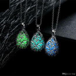 $enCountryForm.capitalKeyWord Australia - Light jewelry, fashion alloy drop-water shaped pendant