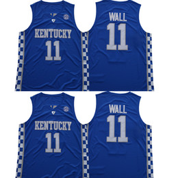 College Kentucky Wildcats 15 DeMarcus Cousins 11 John Wall 4 Rajon Rondo 1 Skal  Labissiere 12 Karl-Anthony Towns 23 Anthony Davis jerseys b818d31c4